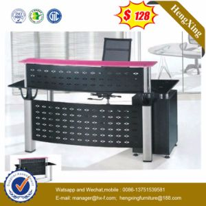New Design Glass Reception Desk (HX-GL209) pictures & photos
