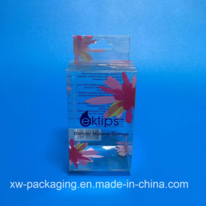 China Customized Small Plastic Packaging Gift Box pictures & photos