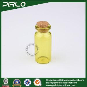 10ml 20ml Wholesale Perfume Essence Oil Glass Cork Bottle pictures & photos
