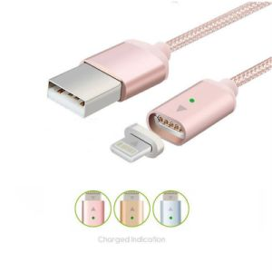 Lightning Magnetic USB Mobile Cable for Apple Charger pictures & photos