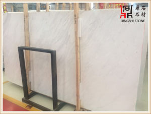 Natural Stone Building Material Popular White Venus Marble Slabs for Home Decoration