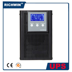 1kVA Pure Sine Wave High Frequency Online UPS Power Supply pictures & photos