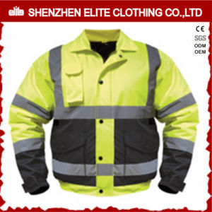Black Green Protective Motorcycle Safety Jacket (ELTSJI-28) pictures & photos