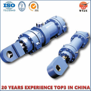 Double Acting Oil Cylinder for Big Size Machinery pictures & photos