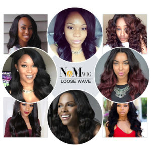 7A Remy Human Hair Brazilian Loose Wave (QB-BVRH-LW) pictures & photos