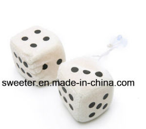 M Size Dice Hanging Car Air Perfume/Freshener Good Hot Quality pictures & photos