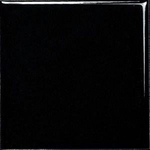 150X150mm Gloss Black Glazed Ceramic Interior Wall Tile pictures & photos