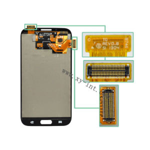 Mobile Phone LCD Screen for Samsung Note2 LCD Display pictures & photos