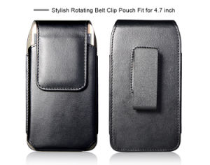 High Quality PU Leather Universal Multi Function Wallet Case for Mobile Phone with Kickstand pictures & photos