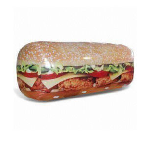 Food Advertising Model Display PVC or TPU Inflatable Bread Hamburger pictures & photos