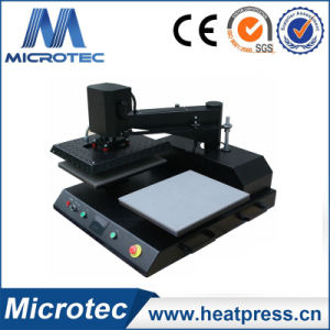 Automatic Double Locationheat Transfer Press pictures & photos