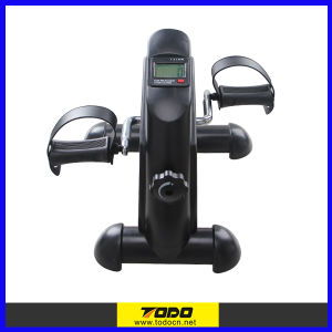 Black Pedal Exerciser Bike Fitness Exercise Cycle pictures & photos