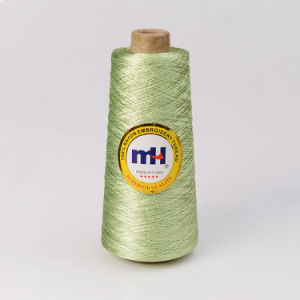 Commercial Price 150/2 150d/2 100% Viscose Rayon Embroidery Thread pictures & photos