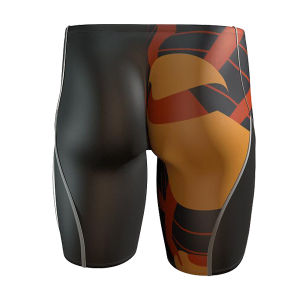 Men Sublimation Polyester Swimming Shorts pictures & photos