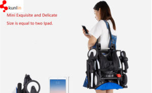 Children Stroller/Baby Carrier/Baby Buggy/Baby Pram/Push Chair 3 in 1 pictures & photos
