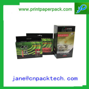 Custom Tea Packaging Activated Carbon Packing Box pictures & photos