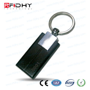 Custom Dual Frequncy RFID Keyfob with Metal pictures & photos