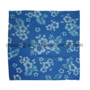 Wholesale Hip-Hop Magic Custom Cotton Flower Square Bandana pictures & photos