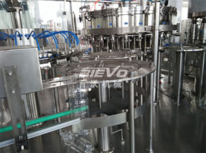 Complete Carbonated Beverage Plastic Bottle Filling Production Line pictures & photos