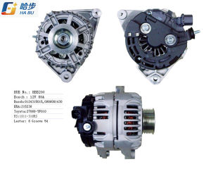 Camry Alternator Bosch for Toyota Bxt5015 0124315015 pictures & photos