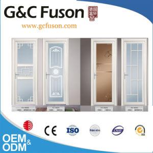 Power Coating Aluminum Casement Door pictures & photos