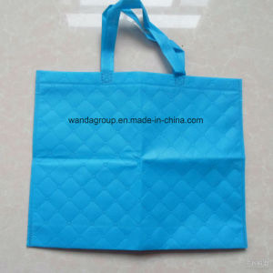 Customized Non-Woven Bag with Loop Handle pictures & photos
