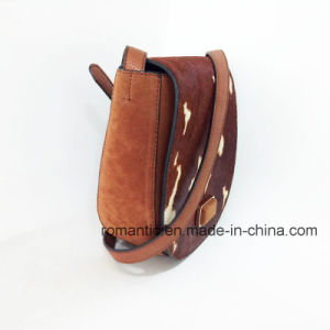 Now Model Fashion Lady Fur Leather Handbags (NMDK-052301) pictures & photos