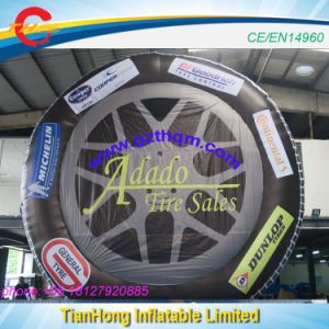 6m/20FT Giant Inflatable Advertisement Models for Sale/Tire Models pictures & photos