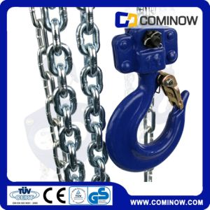 Vc-D Type Manual Hand Chain Hoists with G80 Chain / HS-CB Hand Chain Block pictures & photos