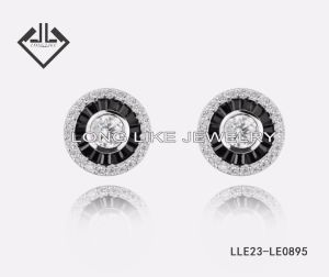 925 Sterling Silver Jewelry Women Earring pictures & photos
