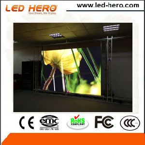 Star Product Indoor P4.81mm Rental LED Video Display pictures & photos