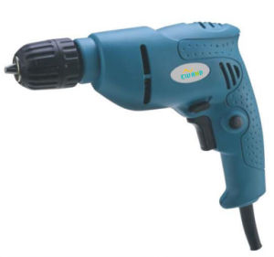 Portable 400/500W Electric Drill (J1Z-NL02-10) pictures & photos