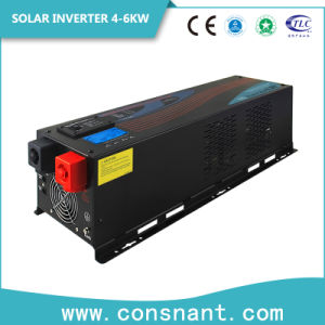 Pure Sine Wave Solar Inverter 1-6kw pictures & photos