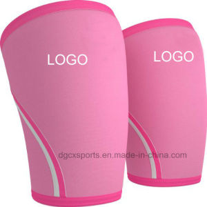 Neoprene Knee Sleeves Support for Weightlifting pictures & photos