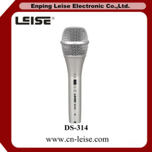 Ds-314 High Quality Wired Microphone pictures & photos