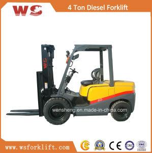 4.0 Ton Diesel Forklift / 4000kg Forklift pictures & photos