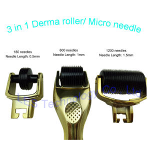 3 in 1 Kit Derma Roller pictures & photos
