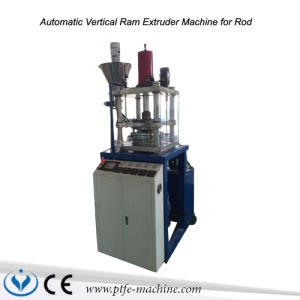 Automatic Vertical RAM Extrusion Machine for PTFE Rod or Teflon Rod HX-30L pictures & photos