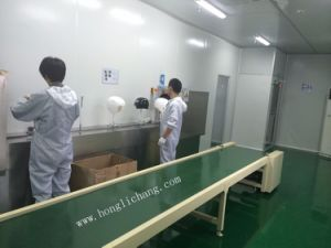 Helmets Robot Dustfree Automatic Spray Coating Plant pictures & photos