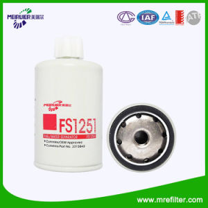 OEM Qulaity Fuel Filter Fs1251 for Daf Engine pictures & photos