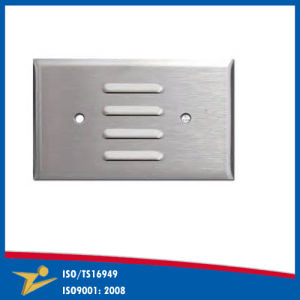 High Quality Air Plate Air Ventilation Louver Plate Supplier Beijing Yinhexingtai pictures & photos