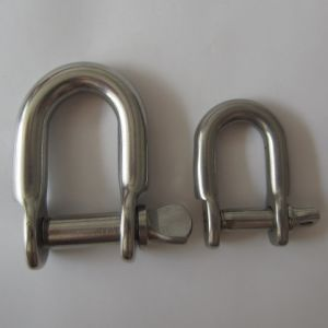 Stainless Steel Large Bow Shackle pictures & photos