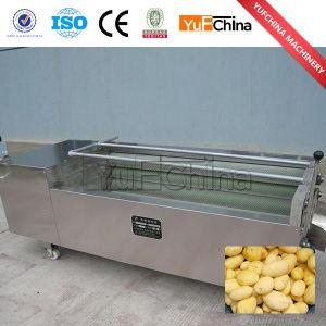 Cassava Washer and Peeler Price / Potato Washing and Peeling Machine pictures & photos