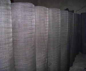 100 Micron Black Wire Cloth/Mesh pictures & photos