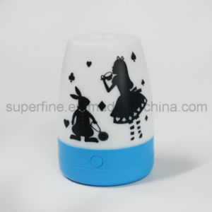 Various Use Portable Battery Operated Fancy LED Table Lamp with Mood Pattern pictures & photos