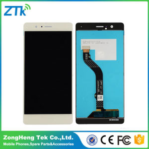 Mobile/Cell Phone LCD Screen Assembly for Huawei P9 Touch Screen pictures & photos