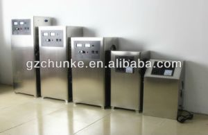 Chunke Stainless Steel Water Ozone Generator for Water Treatment pictures & photos