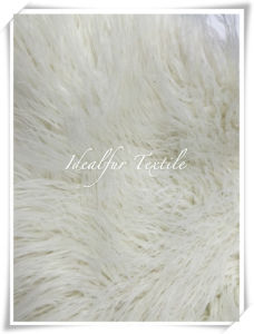 Shag Fake Fur with Long Pile for Garment and Home Textile pictures & photos