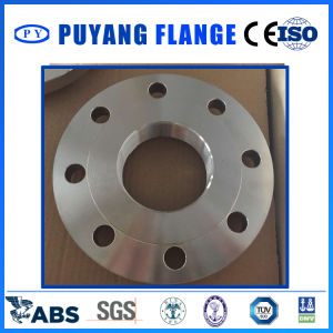 "DIN2566 Threaded Flange with Neck Pn16 316L 1"" (PY0027) pictures & photos"