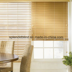 Home Wood Windows Blinds Quality Windows Curtain Blinds pictures & photos